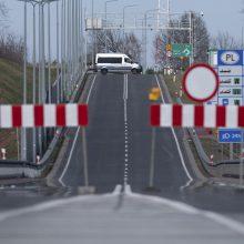 Pagalba lietuviams: formuojamos automobilių kolonos, kurias lydės policija