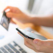 """""""Luminor"""": galimi trikdžiai jungiantis prie interneto banko ar mobiliosios programėlės"""