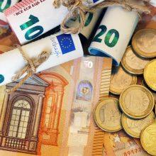 Lietuva vidaus rinkoje pasiskolino 40 mln. eurų
