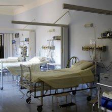Panevėžio ligoninėje koronavirusas nustatytas dar vienam pacientui