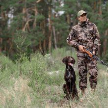 Aplinkos ministras sustabdė medžioklę Punios šile