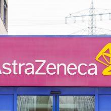 """ES planuoja inicijuoti ginčo su """"AstraZeneca"""" sprendimo procesą"""