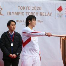 Olimpiada – žmonijos pergalė prieš negandas