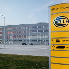 """""""HELLA Lithuania"""" pradeda gaminti degalų valdymo modulį: kasmet – daugiau nei po milijoną"""