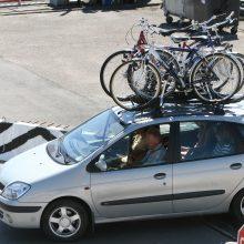 Kelionė išsinuomotu automobiliu: kokių nuostolių patiria lietuviai?