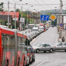Intensyvus eismas rugsėjį: patarimai vairuotojams