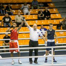 Lietuvos boksininkai užsitikrino medalius