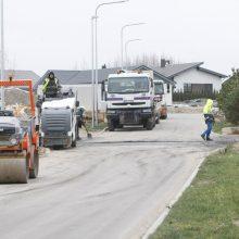 Tauralaukyje asfaltuos žvyrkelius: darbų vertė – 1,95 mln. eurų