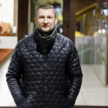 Sėkmės talismanas R. Vėževičius gyvens pajūryje