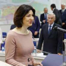 Komisija: A. Velykienė pažeidė etiką