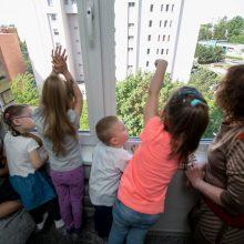 Pakvieskite vaikų globos namų auklėtinius į svečius