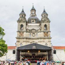 Pažaislio muzikos festivalis: vasaros dovanos melomanams