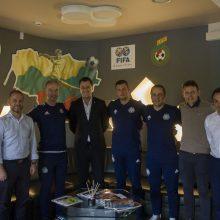 Futbolo reformų traukinys įgauna pagreitį