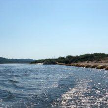 Perspėja poilsiautojus: smėlio juostos Nemune gali būti apgaulingos