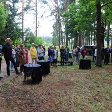 Po metų kurortinė Kulautuva turės mineralinio vandens biuvetę