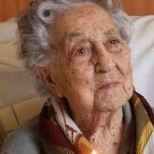 113 metų ispanė pasveiko nuo koronaviruso