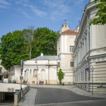 Vilnius nuo šiol turės J. Marcinkevičiaus vardo skverą