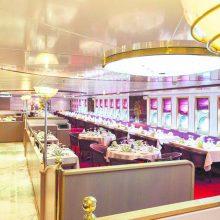 """Laive: vienas iš """"Astoria"""" restoranų."""