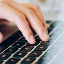 Gyventojų internetiniam raštingumui – iki 95 tūkst. eurų kampanija
