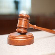 """Teismui perduota """"Ignalinos vandens"""" buvusio direktoriaus kyšininkavimo byla"""