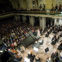 Nacionalinė filharmonija pradeda 79-ąjį koncertų sezoną