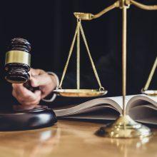 Už mirtinos avarijos sukėlimą Kėdainių rajone – laisvės atėmimo bausmė