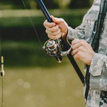 Žvejybos kontrolę siūloma perduoti Aplinkos ministerijai