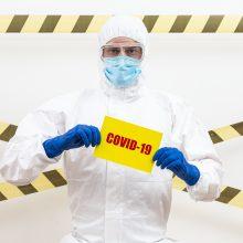 Prognozė: toliau mažėjant užsikrėtimams koronavirusu, 200 atvejų riba būtų pasiekta vasarį