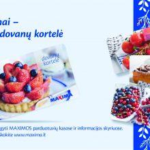"""Lietuviai per Kalėdas žada būti dosnūs: """"Maxima"""" siūlo nustebinti pasirinkimo džiaugsmu"""