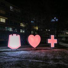 Vilniaus pagalba medikams: svarstomos automobilių stovėjimo lengvatos