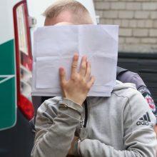 Šiurpiu susidorojimu su senoliu įtariamą 18-metį leista suimti tik mėnesiui