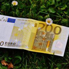 """""""Sodros"""" vadovė: 200 eurų mokėti greičiau būtų galima atidėjus kitas išmokas"""