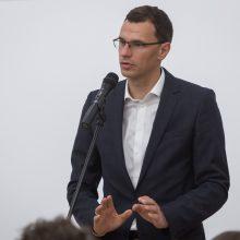 VPT: D. Gudeliui laimėti NMA konkursus padėjo transliuotojas