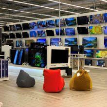 """""""Kesko Senukai"""" baigė prekybos centro Klaipėdoje rekonstrukciją"""