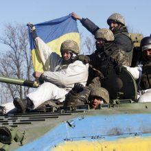 Ukraina stengsis užtikrinti, kad JAV raketos nepatektų priešams į rankas