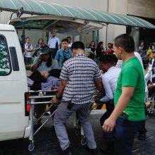 Filipinuose per žemės drebėjimą žuvo mažiausiai aštuoni žmonės