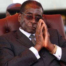 Mirė buvęs ilgametis Zimbabvės lyderis