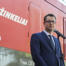 Etikos sargai: M. Bartuška įmonės automobilį naudojo tinkamai