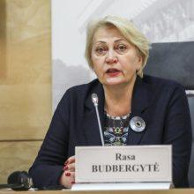 Seimo narė: sunku įsivaizduoti, kad Skandinavijoje bankai pasielgtų kaip Lietuvoje
