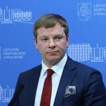V. Šapoka: ES finansavimo mažinimas kelia rizikų Lietuvai