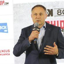 Lietuvos bušido federacijos prezidentas: 20 metų prabėgo kaip viena diena