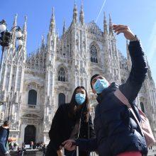 Turizmo asociacijos vadovė: kelionės į Italiją ir Tenerifę kol kas neatšaukiamos