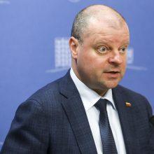 Premjeras: išvada dėl situacijos Kauno klinikinėje ligoninėje formuoja naują praktiką