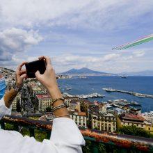 Italija atveria savo sienas ES piliečiams