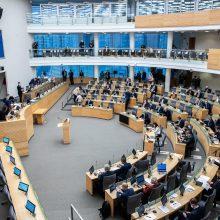 Politikai apibendrino šimtą Seimo dienų