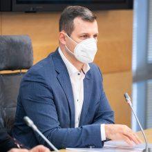G. Paluckas: Vyriausybės komunikacinė krizė skatina nepasitikėjimo atmosferą visuomenėje