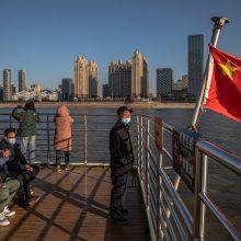 Lygiai prieš metus Kinija informavo PSO apie pirmąsias koronaviruso infekcijas