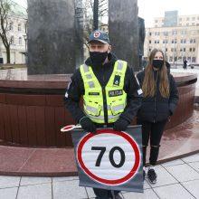 Profsąjungos pirmininkė apie policininkų skiepijimą: valstybės požiūris demotyvuoja