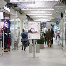 M. Stankūnas: mobilumo duomenys nefiksuoja didelio lankymosi prekybos centruose