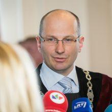 Prezidentas vėl teikia E. Rimšelio kandidatūrą į Apeliacinio teismo teisėjus